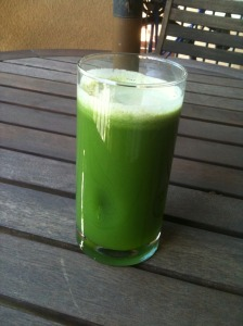 Green with Apple